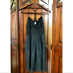 Black Johnny Martin Summer Dress